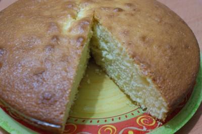 Gâteau au yaourt 3